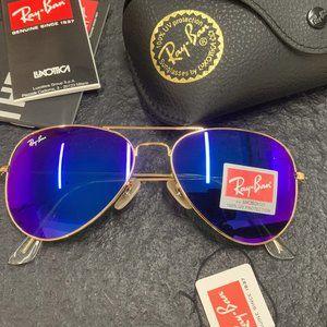 Rayban Aviator sunglasses Unisex RB3025